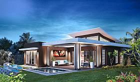 New project - RES Villa - bain-boeuf