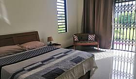 Location meublée - Villa - pereybere
