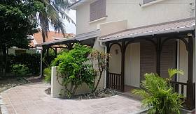 Furnished renting - House - trou-aux-biches