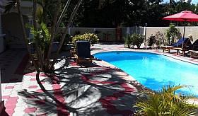 Location vacances - Appartement - trou-aux-biches